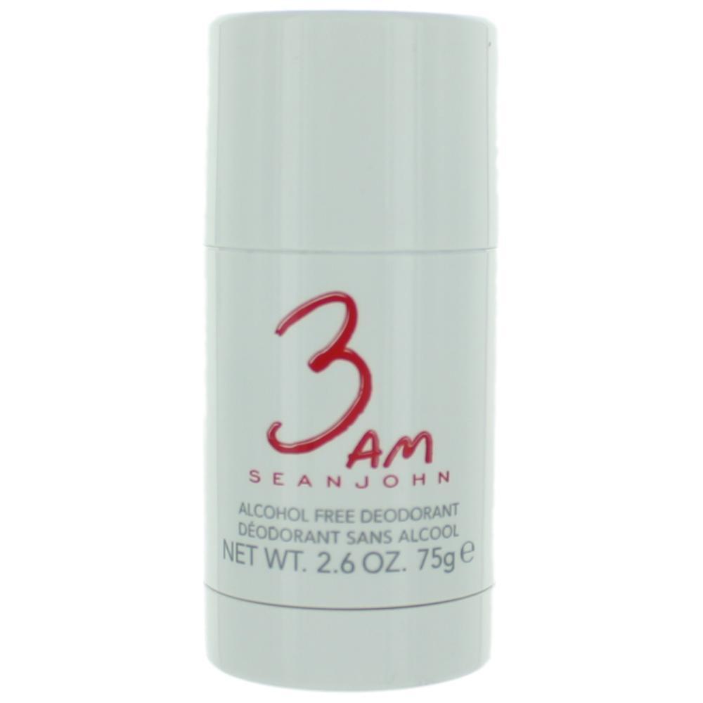 3 AM by Sean John, 2.6 oz Deodorant Stick for Men