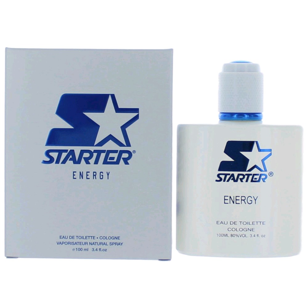 Energy by Starter, 3.4...