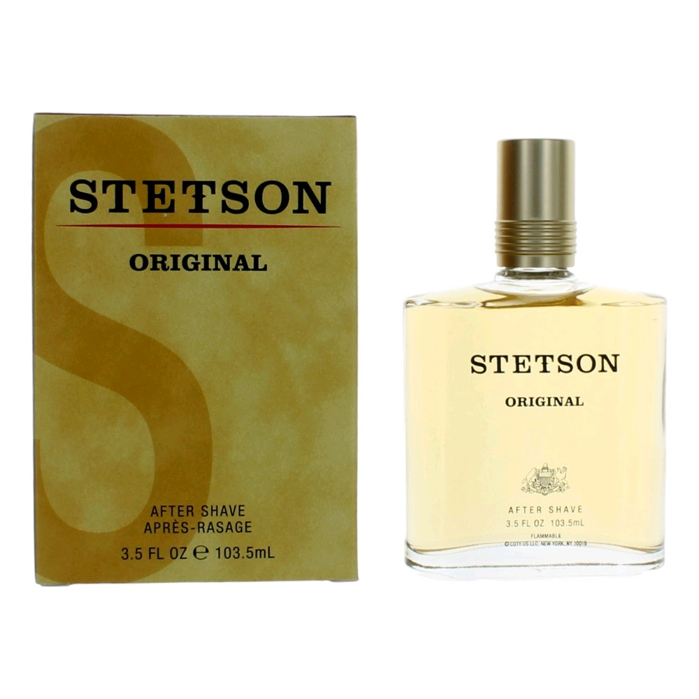 Stetson by Coty, 3.5 oz After Shave for Men