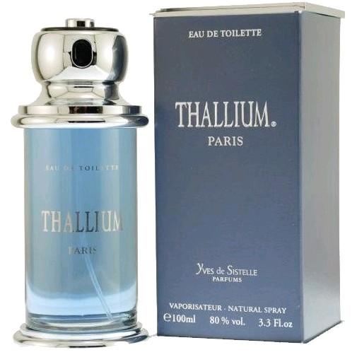 Thallium by Jacques Evard, 3.3 oz Eau De Toilette Spray for Men