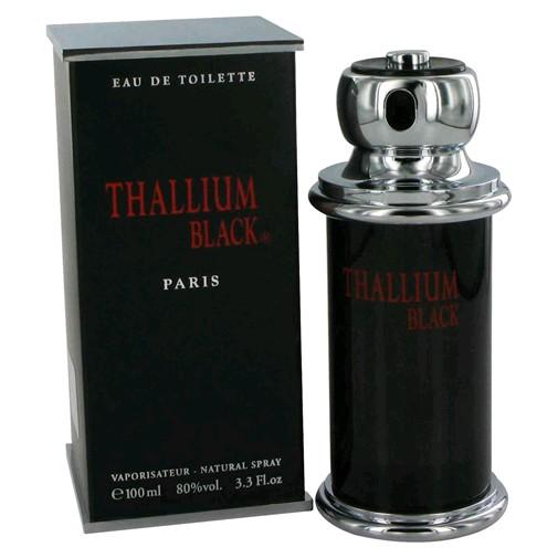 Thallium Black By Jacques Evard, 3.3 oz Eau De Toilette Spray for men