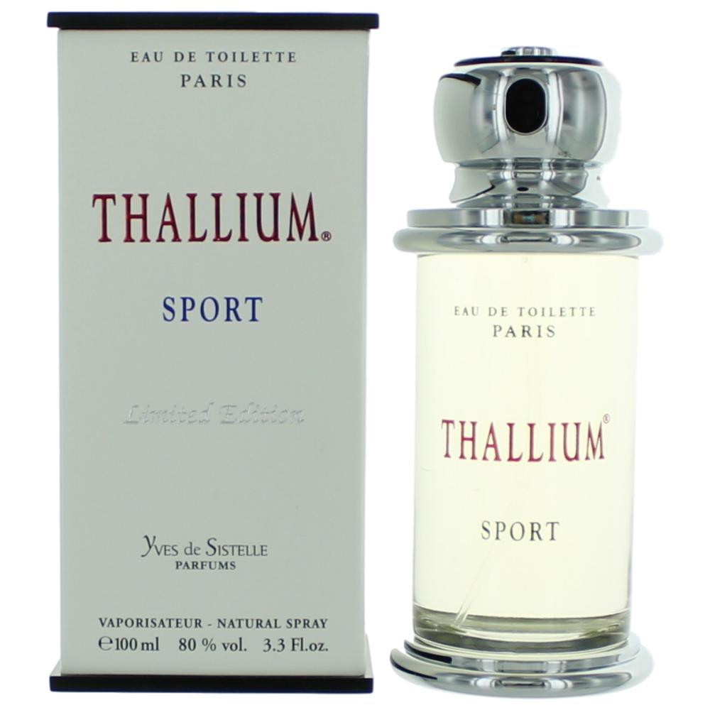 Thallium Sport By Jacques Evard, 3.3 oz Eau De Toilette Spray for Men