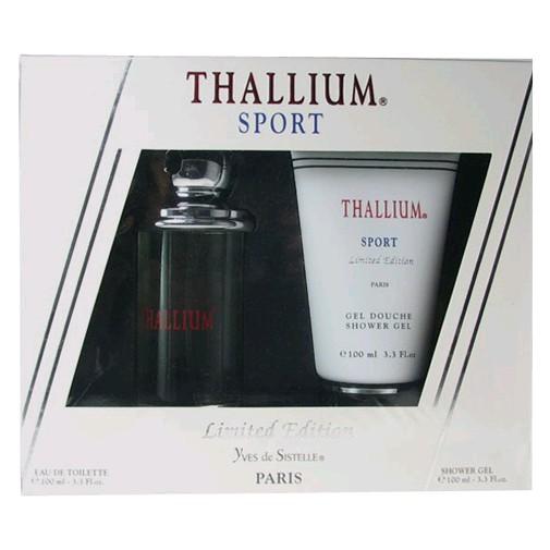 Thallium Sport by Jacques Evard, 2 Piece Gift Set for Men