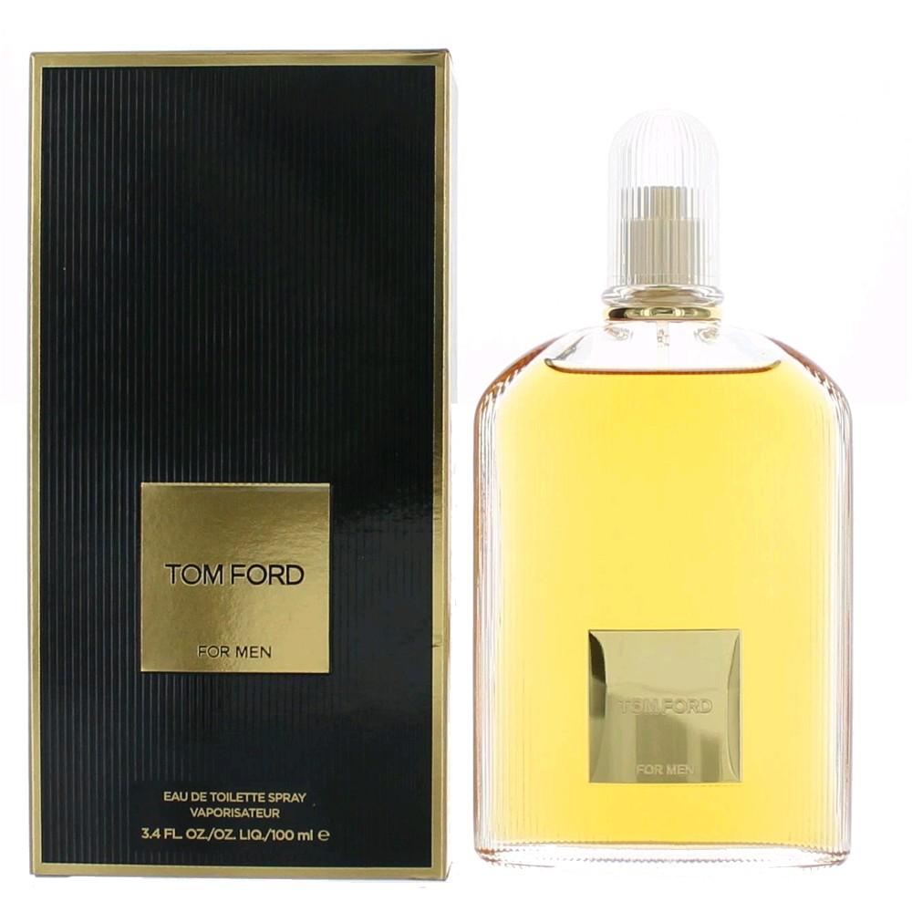 Tom Ford by Tom Ford, 3.4 oz Eau De Toilette Spray for Men fc9bc42aee4a