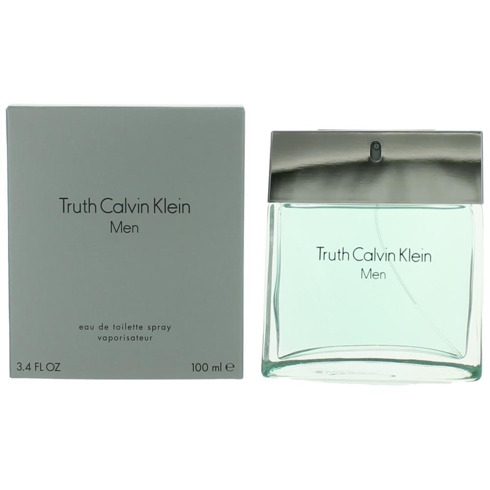 Truth by Calvin Klein, 3.4 oz EDT Spray for Men