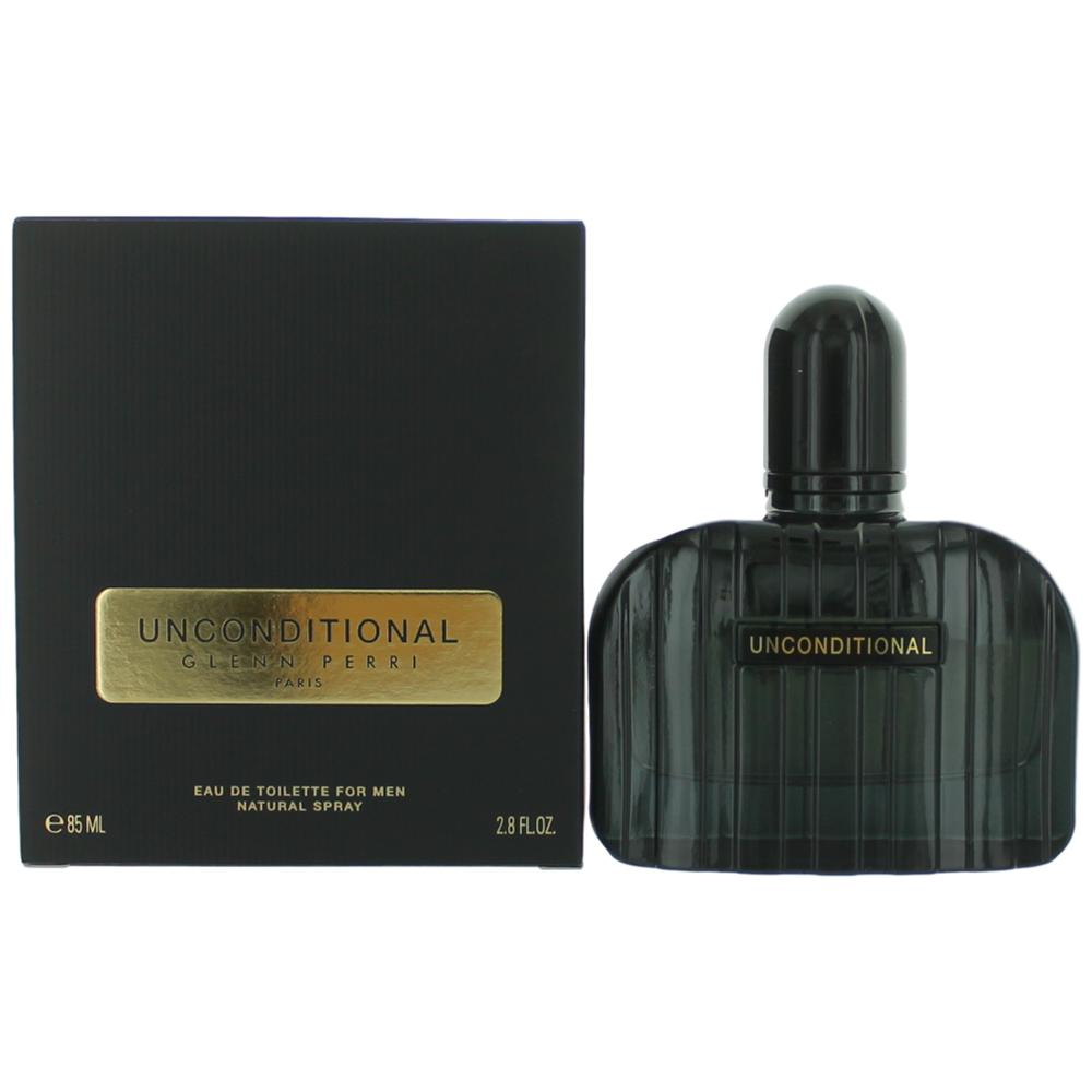 Unconditional by Glenn Perri, 2.8 oz Eau