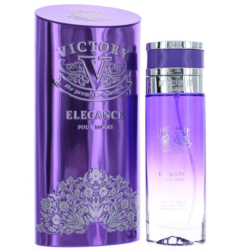 Victory Elegance by Etoile Parfums, 3 oz Eau De Parfum Spray for Women