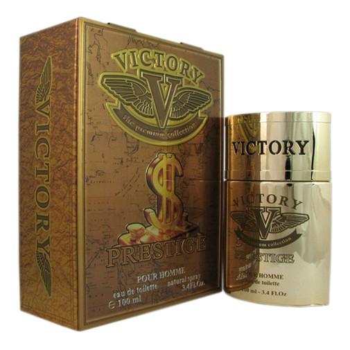 Victory Prestige by Etoile Parfums, 3.4 oz Eau De Toilette Spray for Men