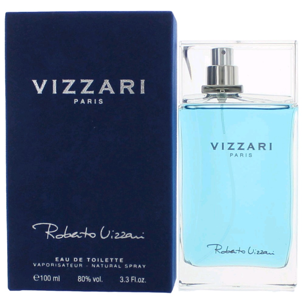 Vizzari by Roberto Vizzari, 3.3 oz Eau De Toilette Spray for Men