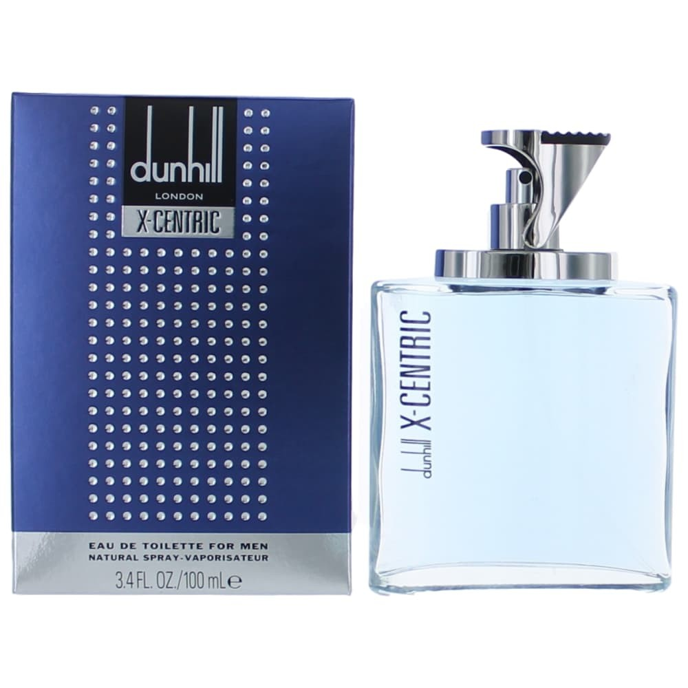 Dunhill X-Centric by Alfred Dunhill, 3.4 oz EDT Spray for Men (Xcentric)