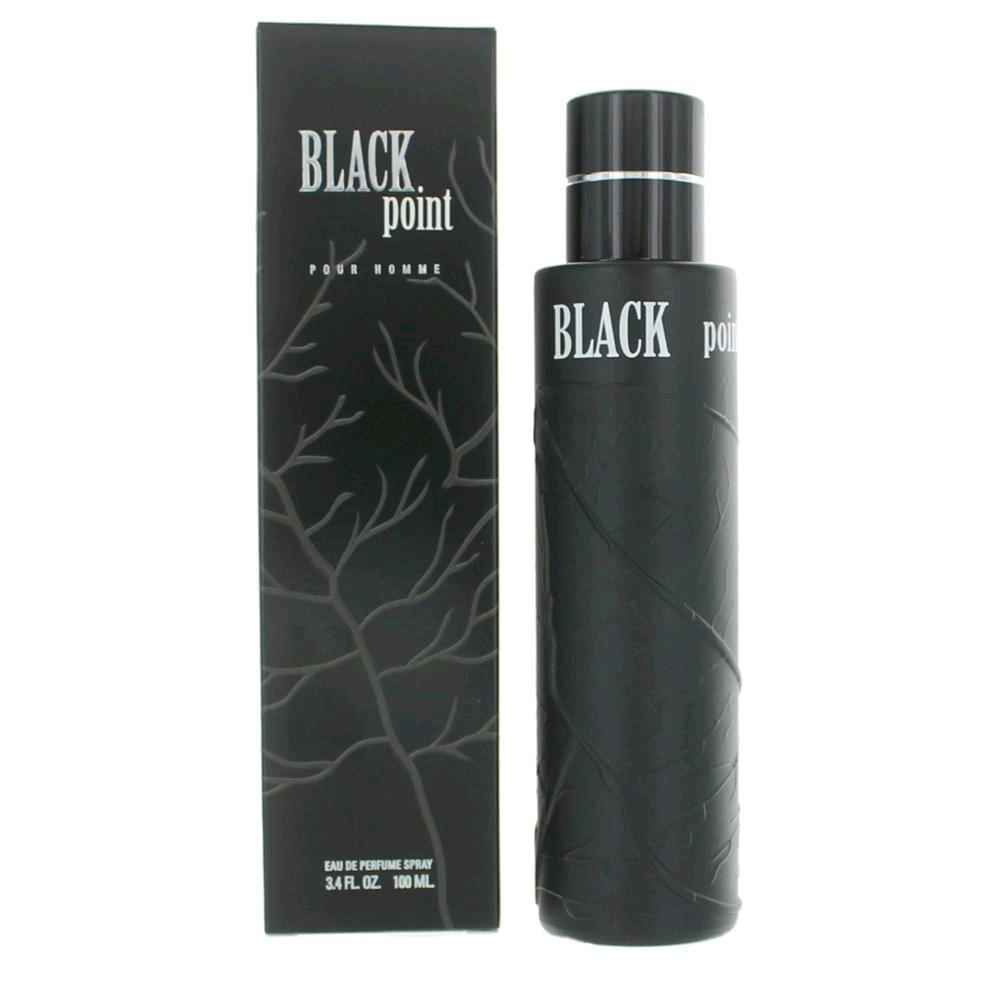 Black Point by YZY, 3.4 oz Eau De Parfum Spray for Men