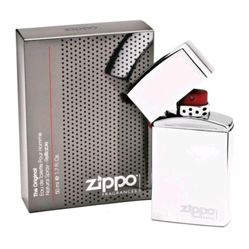 Zippo by Zippo 1 7 oz Eau De Toilette Spray for Men Refillable