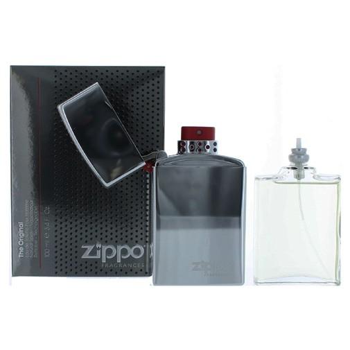 Zippo by Zippo, 3.4 oz Eau De Toilette Spray for Men Refillable