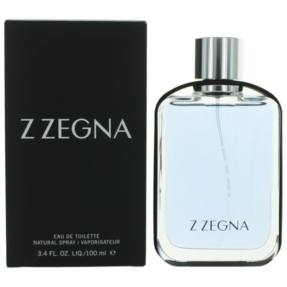f14da3e86eac5 Z Zegna by Ermenegildo Zegna, 3.3 oz Eau De Toilette Spray for Men