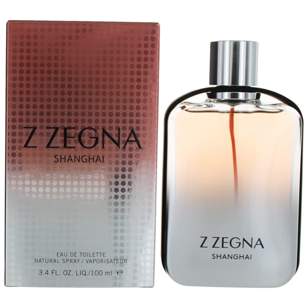 Z Zegna Shanghai by Ermenegildo Zegna, 3.4