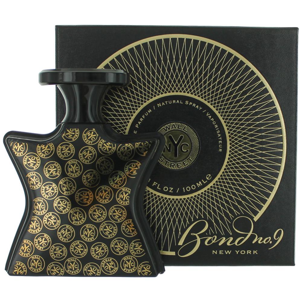 Bond No. 9 Wall Street by Bond No. 9, 3.3 oz Eau De Parfum for Unisex