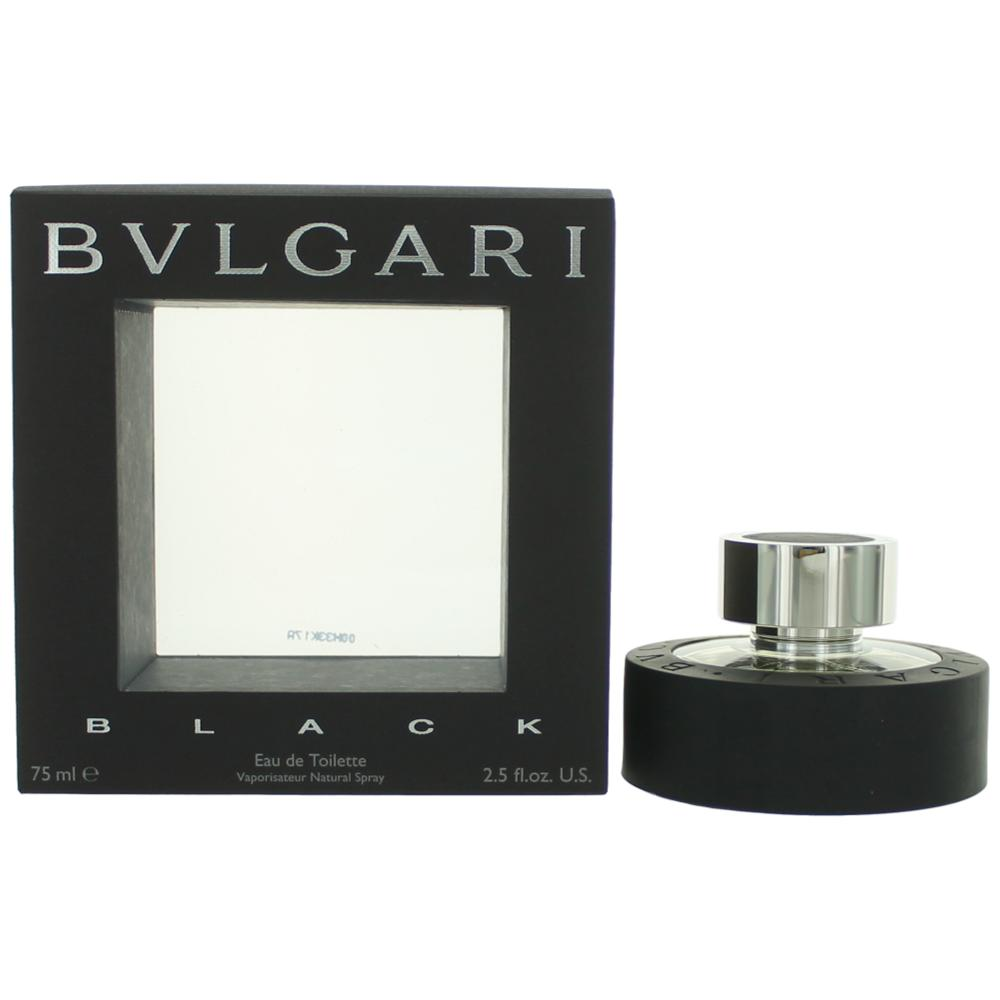 Bvlgari Black by Bvlgari, 2.5 oz EDT Spray, UNISEX (Bulgari)