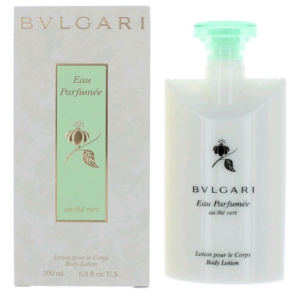 Eau Parfumee Au the Vert (Green Tea) by Bvlgari, 6.8 oz Body Lotion UNISEX (Bulgari)