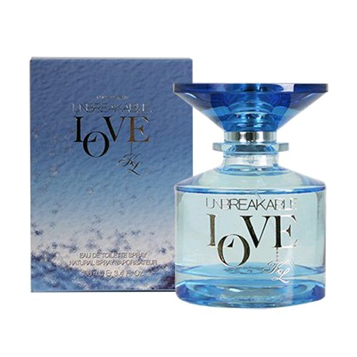 Unisex Khloe And Lamar Unbreakable Love EDT Spray 3.4 oz