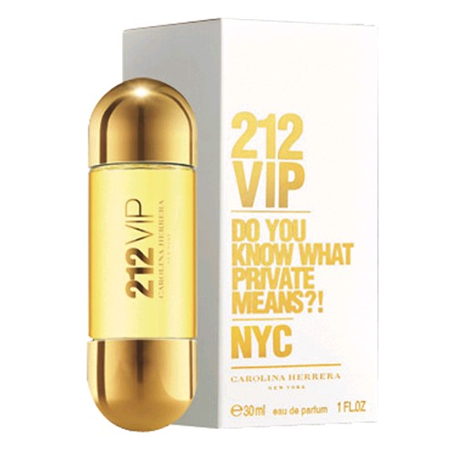 212 VIP by Carolina Herrera, 1 oz EDP Spray for Women