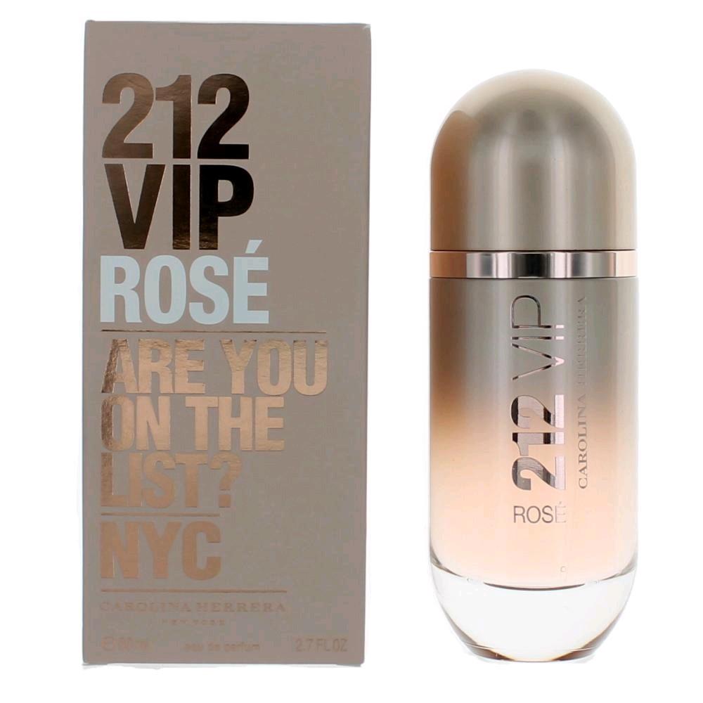 212 VIP Rose by Carolina Herrera, 2.7 oz EDP Spray for Women