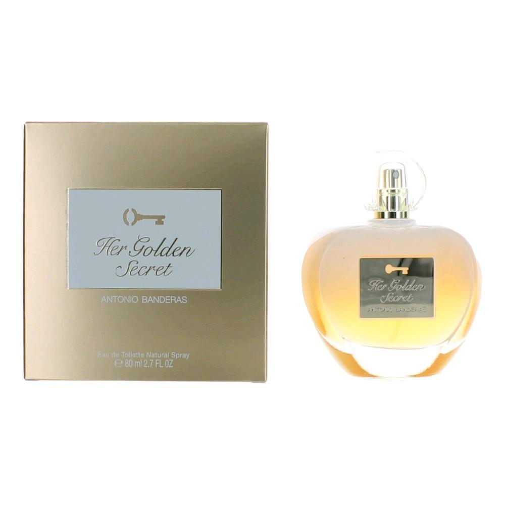 Antonio Banderas Her Golden Secret 80ml EDT Spray
