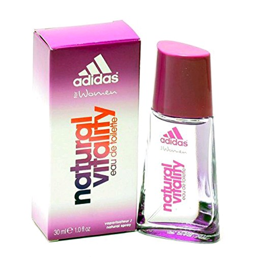 Adidas Natural Vitality by Adidas, 1 oz EDT Spray for Women
