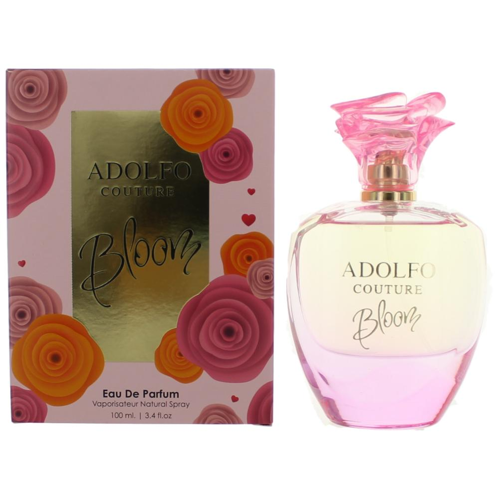 Adolfo Couture Bloom by Adolfo, 3.4 oz Eau De Parfum Spray for Women