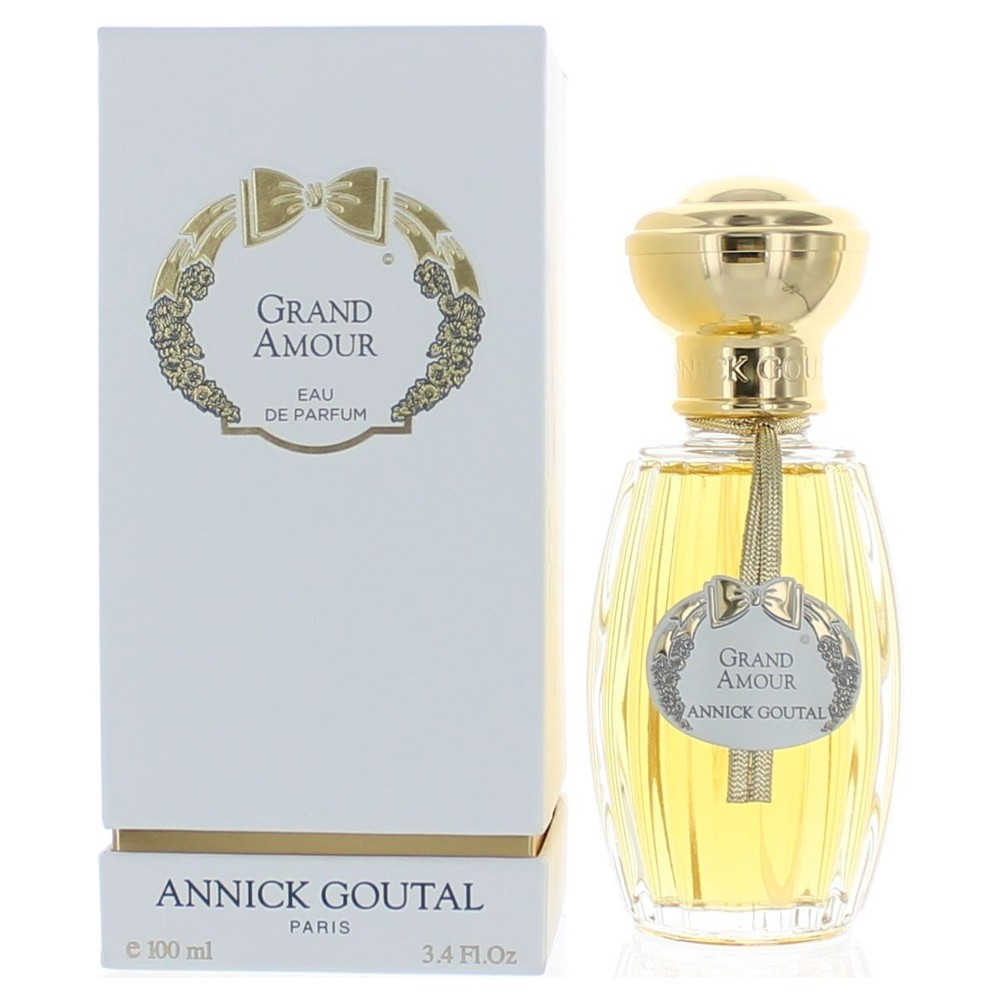 Grand Amour by Annick Goutal, 3.4 oz Eau De Parfum
