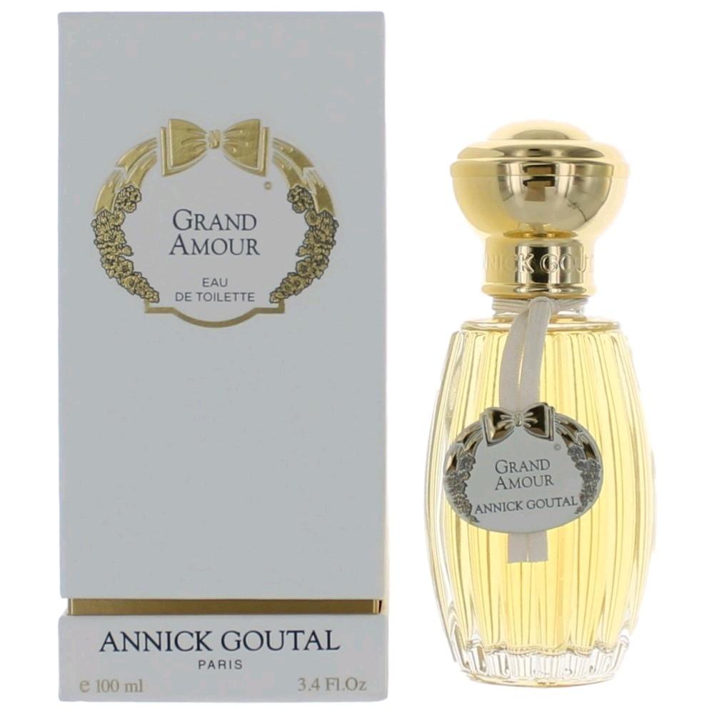 Grand Amour by Annick Goutal, 3.4 oz Eau De Toilette Spray for Women