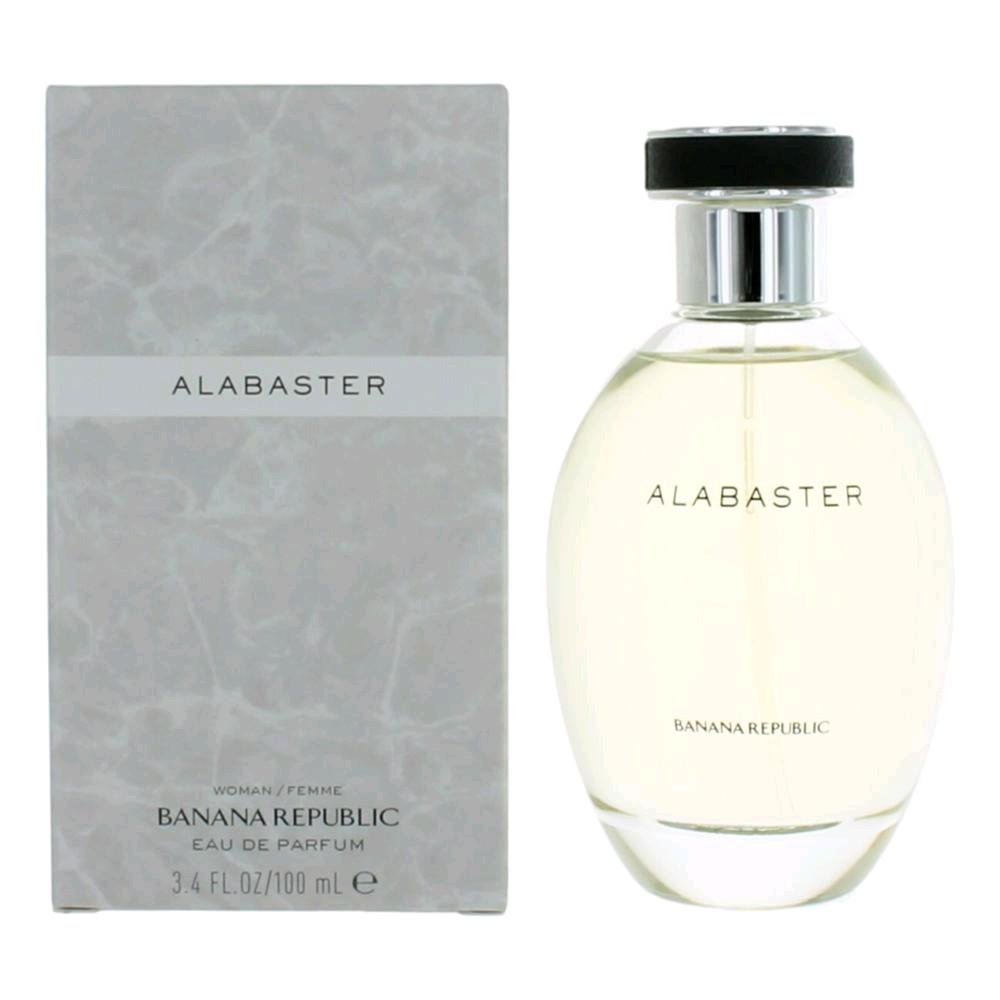 Alabaster by Banana Republic, 3.4 oz Eau De Parfum Spray for Women