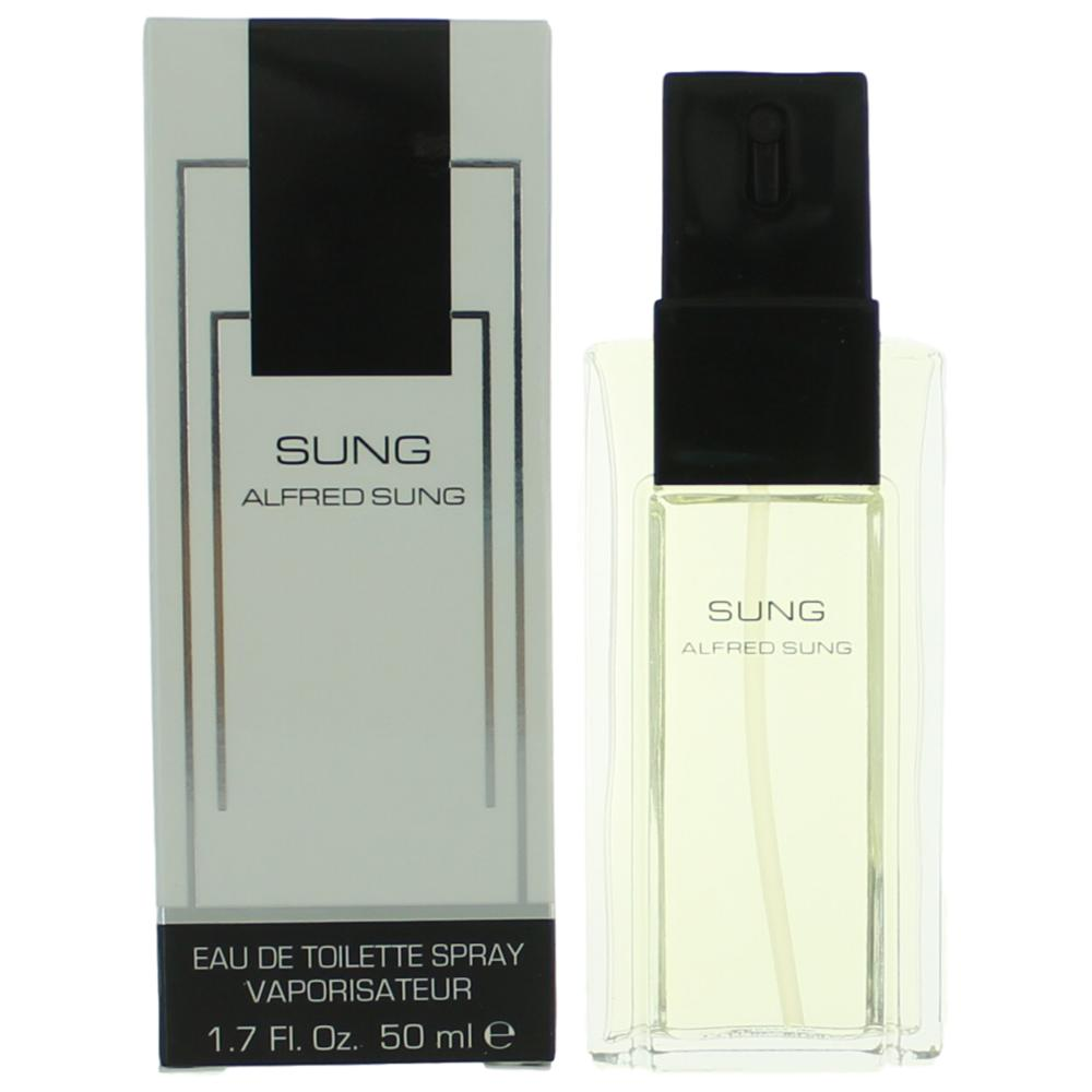 Alfred Sung by Alfred Sung, 1.7 oz EDT Spray for Women