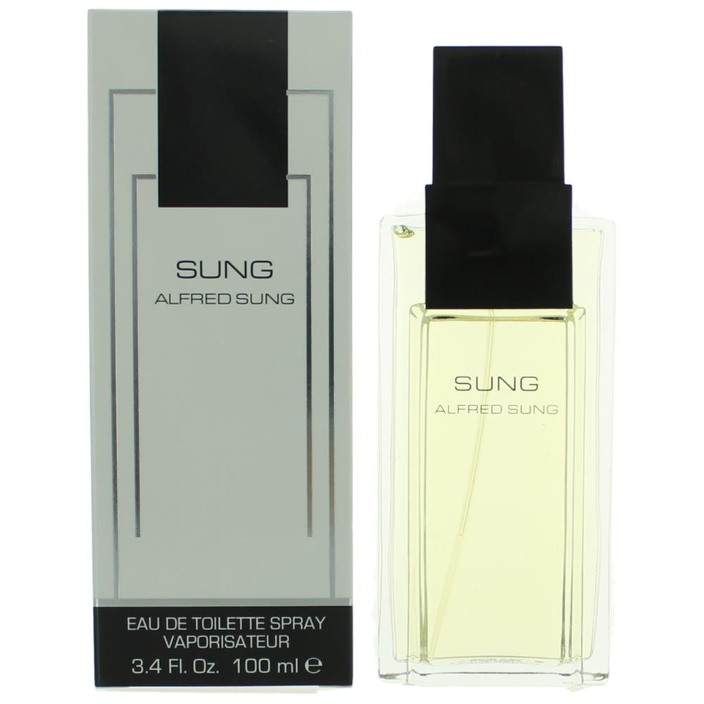 Alfred Sung by Alfred Sung, 3.4 oz EDT Spray Women