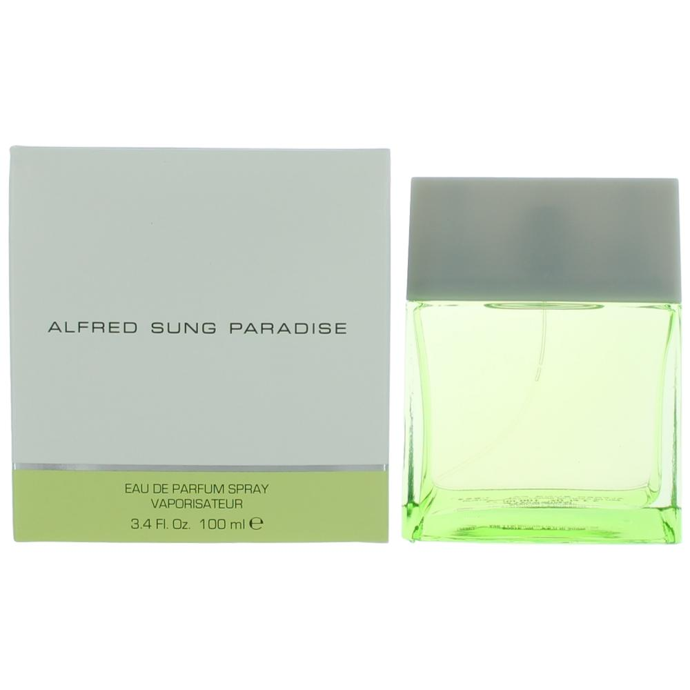 Paradise by Alfred Sung, 3.4 oz EDP Spray for Women