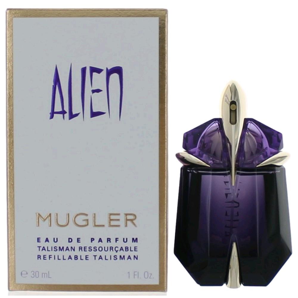 Alien Perfume Refill Sephora: Alien Perfume By Thierry Mugler, 1 Oz EDP Refillable Spray For Women NEW