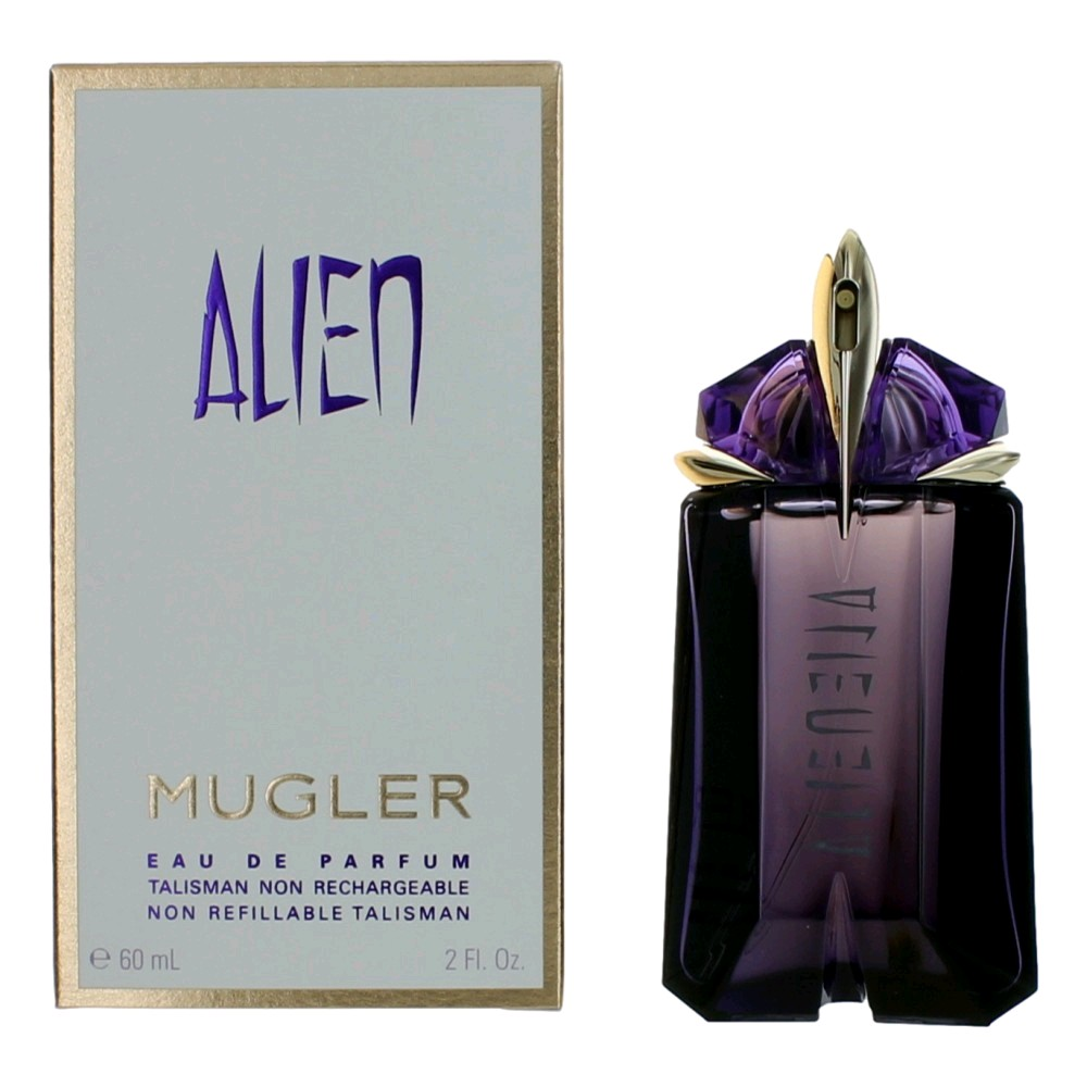 Alien by Thierry Mugler, 2 oz Eau De Parfum Spray
