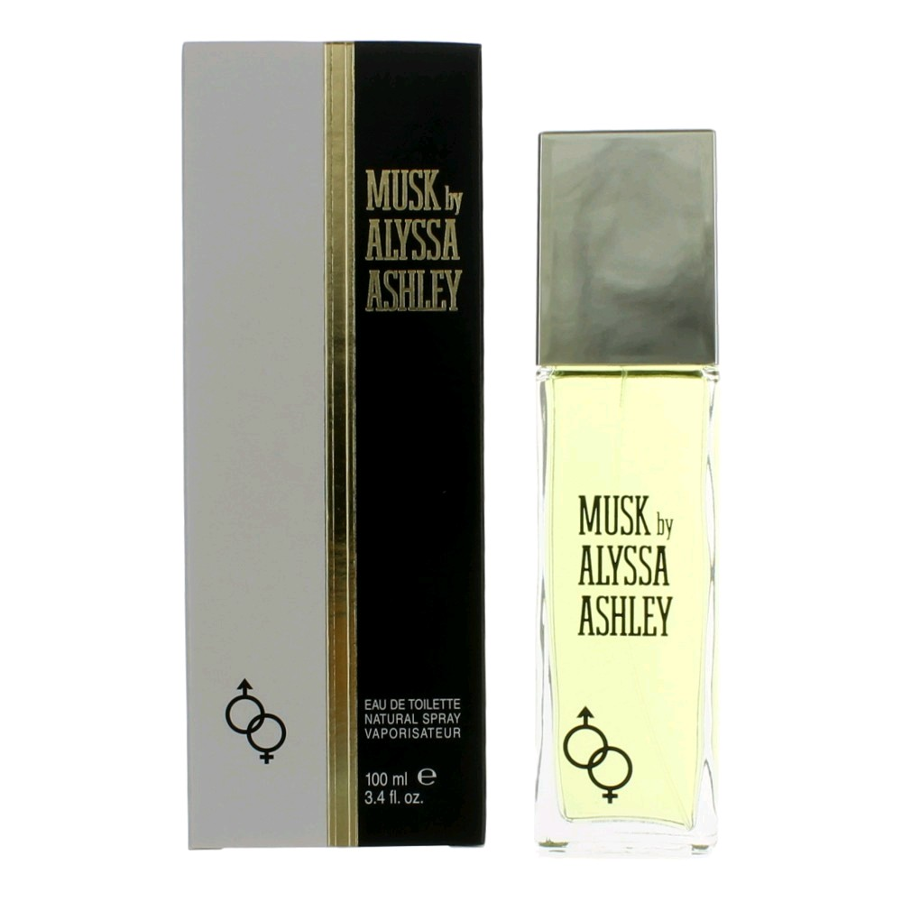Musk by Alyssa Ashley, 3.3 oz EDT Spray for Women