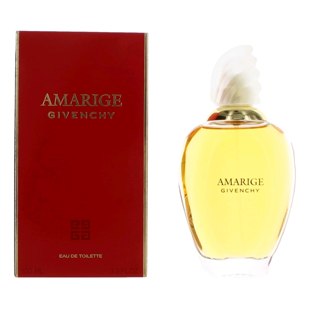 Amarige De Givenchy by Givenchy, 3.4 oz Eau De Toilette Spray, women.