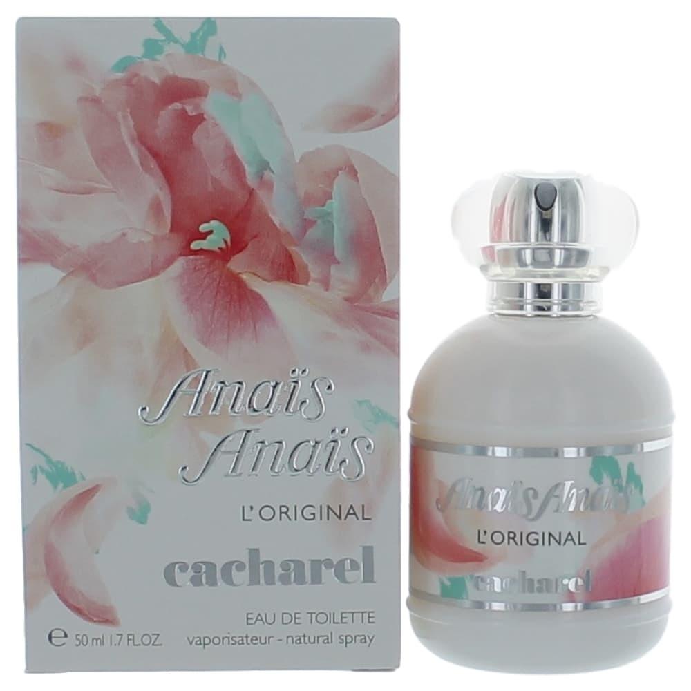 Anais Anais L'Original by Cacharel, 1.7 oz EDT Spray For Women