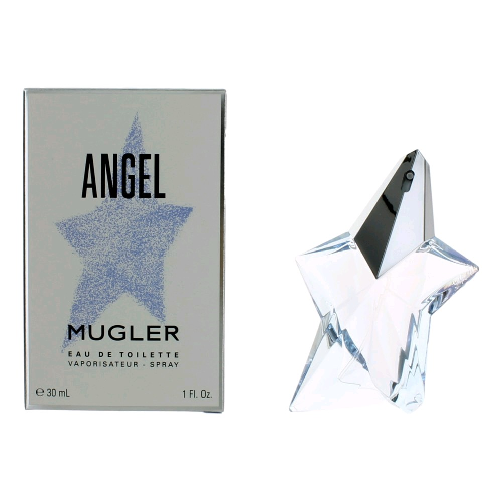 Angel by Thierry Mugler, 1 oz EDT Spray for Women