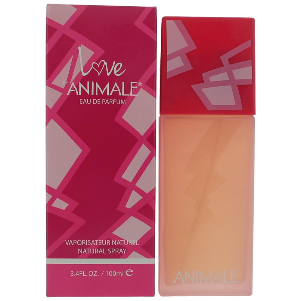 Click here for Animale Love by Animale, 3.4 oz Eau De Parfum Spra... prices