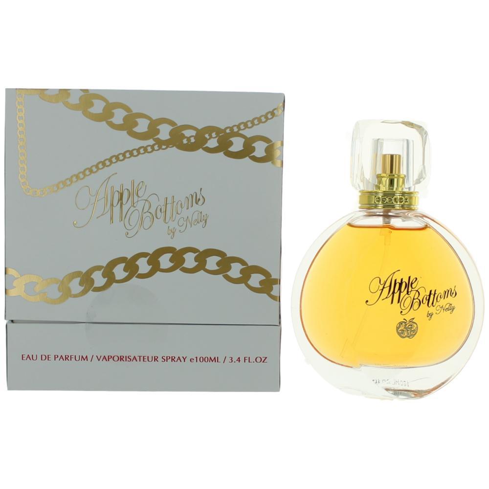 Apple Bottoms by Apple Bottoms, 3.4 oz Eau De Parfum Spray for Women