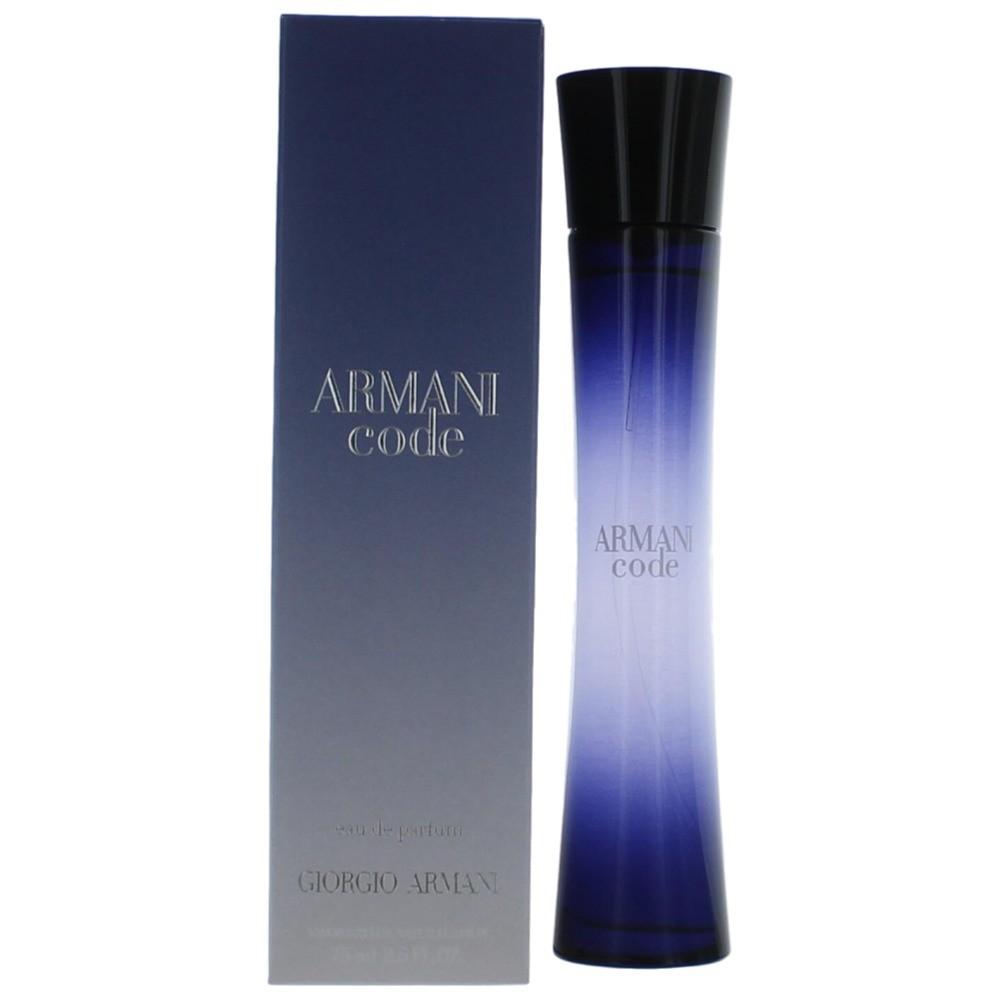 Armani Code Perfume by Giorgio Armani, 2.5 oz EDP Spray ...