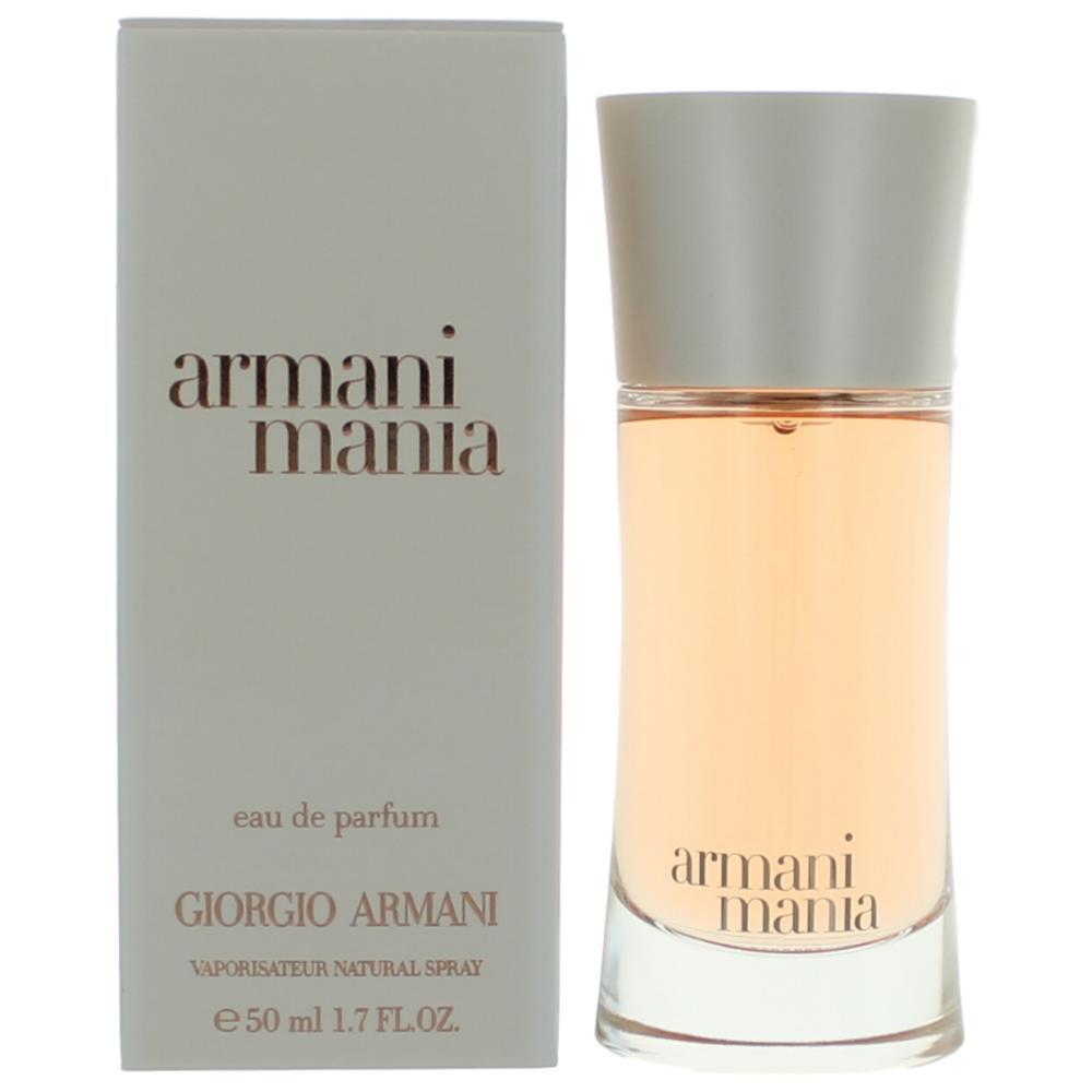 Armani Mania By Giorgio Armani 2002 Basenotesnet
