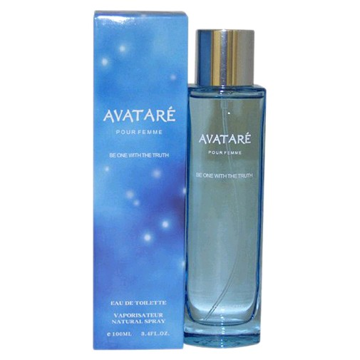 Avatare by Intercity, 3.4 oz Eau De Toilette Spray for women