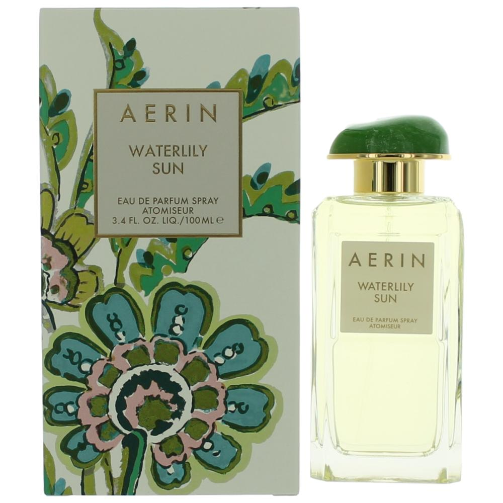 Aerin Waterlily Sun by Aerin, 3.4 oz Eau De Parfum Spray for Women