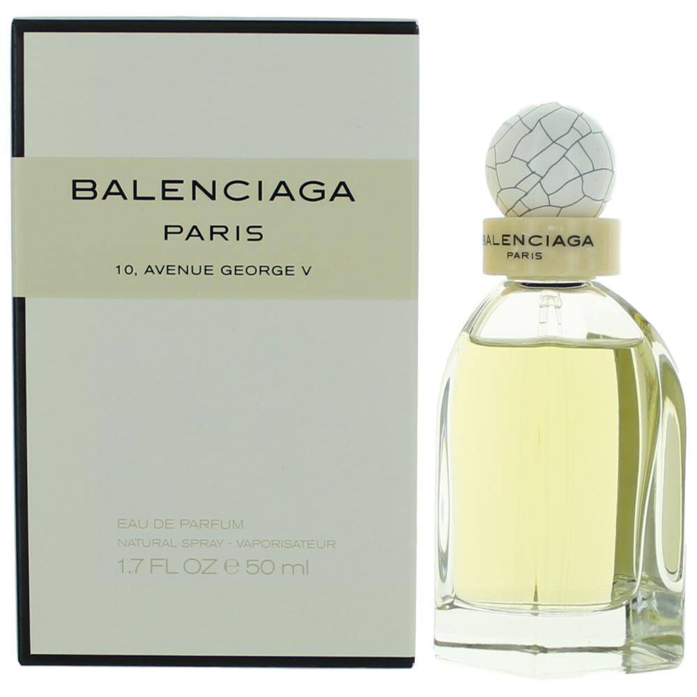 Abigarrado visión guardarropa  Balenciaga Paris by Balenciaga (2010) — Basenotes.net