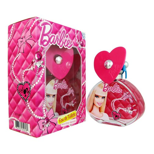 Barbie Fashion by Barbie, 3.4 oz Eau De Toilette Spray for Girls