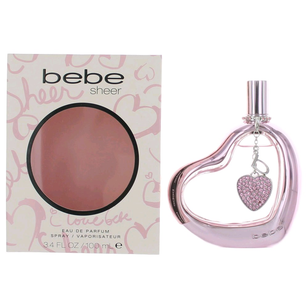 bebe Sheer by bebe 3 4 oz Eau De Parfum Spray for women