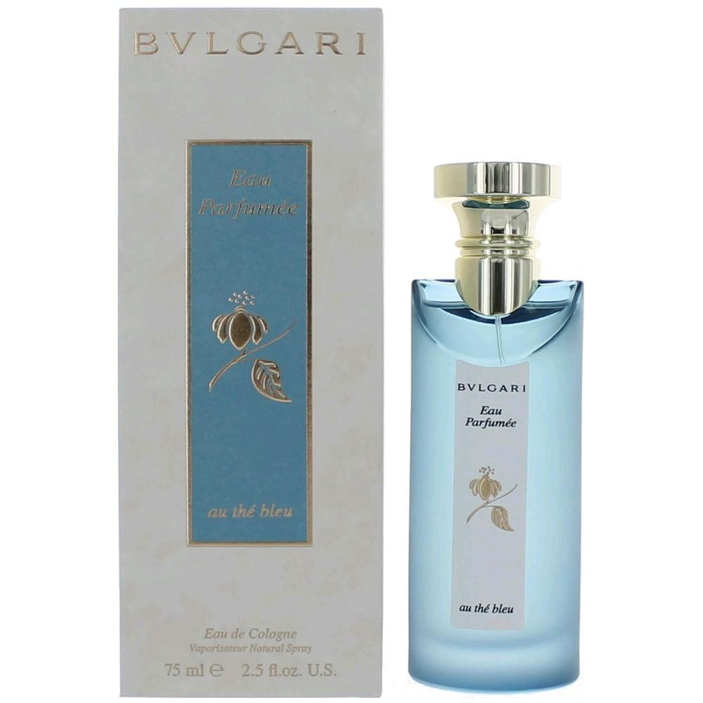 Eau Parfumee Au the Bleu by Bvlgari, 2.5oz EDC Spray Unisex